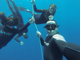 Iniciacion al Freediving - Bautizo de Apnea -  Try Freediving