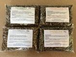 CanisAlpha Probepack 4 x 1kg, (Pur, Exklusiv, Titan, Ziege)