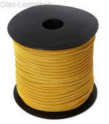 Flechtband gelb 3mm