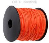 Flechtband Orange 3mm
