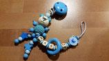 Schnullerkette 3D Teddy