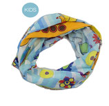 Blauer Loop Yellow Submarine Kids