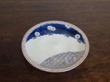 地紋桜 17cm皿