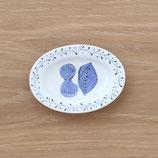 楕円皿リーフ(小)