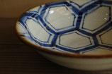亀甲紋 22cm鉢