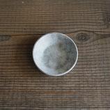 ラグーン 丸小皿 WH
