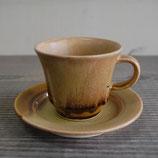 風月 コーヒーカップ&ソーサー