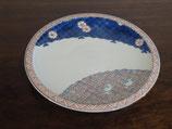 地紋桜 22.5cm皿