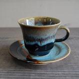 夜色 コーヒーカップ&ソーサー