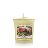 Lemongras & Ginger, Votivkerze Yankee Candle