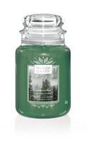 Evergreen Mist, Yankee Candle,  Housewarmer groß