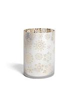Kerzenhalter, Snowflake Frost, Yankee Candle, Jarholder