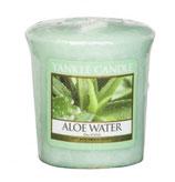 Aloe Water Votivkerze