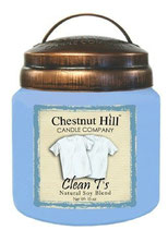 Clean T´s - Chestnut Hill Candles