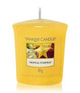 Tropical Starfruit -  Votivkerze Yankee Candle