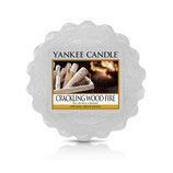 Crackling Wood Fire, Wax Melt, Tart, Yankee Candle