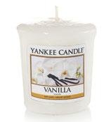 Vanilla Votivkerze