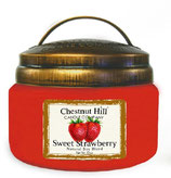 Chestnut Hill Candle, Sweet Strawberry