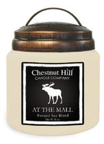 At The Mall - Chestnut Hill Candles - Duftkerze im Vintageglas
