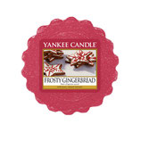 Frosty Gingerbread, Wax Melt, Tart, Yankee Candle
