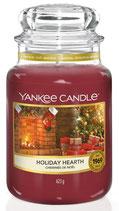 HOLIDAY HEARTH, Yankee Candle
