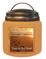 Toes in the sand - Chestnut Hill Candles
