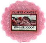 Summer Scoop, Wax Melt, Tart, Yankee Candle
