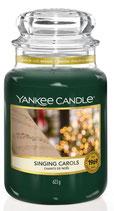 SINGING CAROLS - Yankee Candle