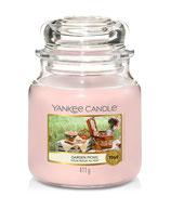 Garden Picnic - Yankee Candle - Housewarmer mittel
