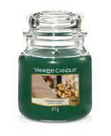 Singing Carols - Yankee Candle - mittleres Glas 411g