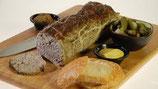 Pate de CANARD +/-200g, 20,80€ le kg
