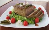Pate de LAPIN +/-200g, 20,80€ le kg