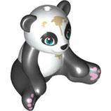 Panda met vlek