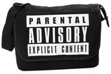Umhängetasche von PARENTAL ADVISORY
