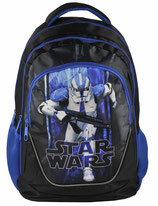 Disney Rucksack - Star Wars Motiv - Stormtrooper Blue