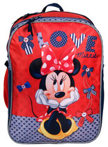 Kinderrucksack Minnie Maus