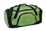 Sport Tasche in den Farben Grün-Schwarz