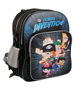Rucksack für Kinder im tollen Phineas und Ferb Design