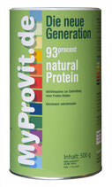 MyProVit - Natural Protein 93 %