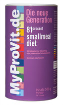 MyProVit - Smallmeal Diet 81%