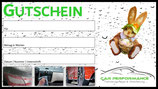 Gutschein Fahrzeugpflege/Aufbereitung 100,00 EURO