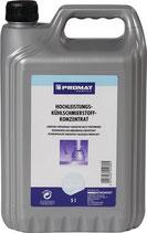 Hochleistungskühlschmierstoff wassermischbar 5 l Kanister PROMAT CHEMICALS