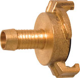 Schnellkupplung Messing Schlauchgröße 13/19/25mm MEGA