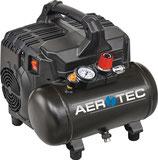 Kompressor Aerotec Supersil 6 105 l/min 0,75 kW 230 V,50 Hz 6 l AEROTEC