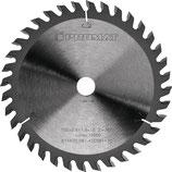 Präzisionskreissägeblatt D. 160-230mm B. 16-30mm Hartmetall PROMAT