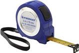 Taschenrollbandmaß Länge 2-8m Breite 16-25mm EG II ABS Selbstarretierung PROMAT