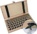 Schlangenbohrersatz Länge 460 bzw. 230mm 6-tlg. 10-20 mm 8-tlg. 6-20mm PROMAT