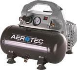Kompressor Aerotec Airliner Silent 70 l/min 0,3 kW 230 V,50 Hz 6 l AEROTEC