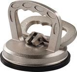 Saugheber Tragfähigkeit 40kg Kopf-D. 123mm 1 Kopf Aluminium PROMAT