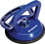 Saugheber Tragfähigkeit 45kg Kopf-D. 118mm 1 Kopf ABS Kunststoff PROMAT